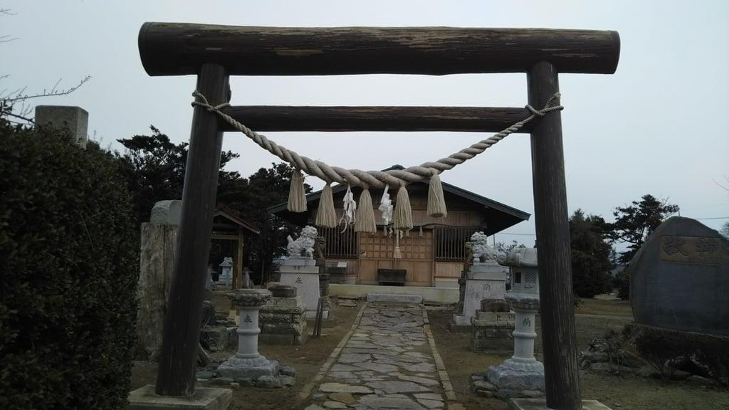 吉田神社の境内・文化財