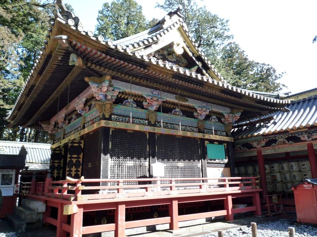 日光東照宮(栃木県東武日光駅)