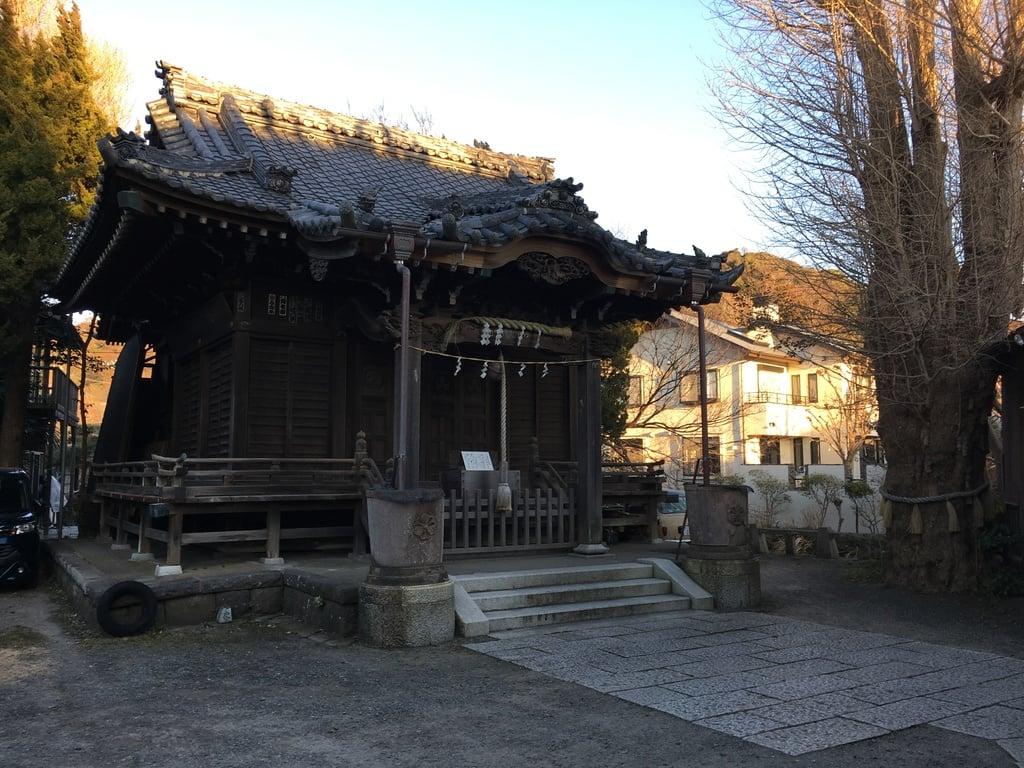 蛭子神社(神奈川県鎌倉駅)