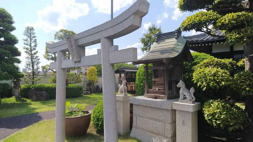 妙法院霊源寺(埼玉県所沢駅)