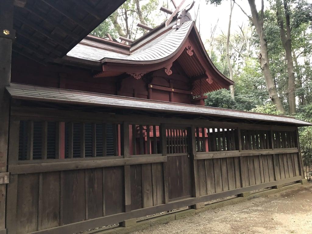 氷川女体神社(埼玉県東浦和駅)