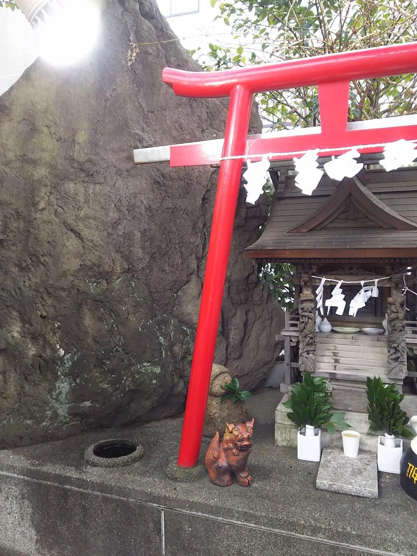 蛇幸都神社(神奈川県新横浜駅)