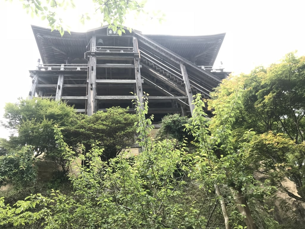 笠森寺の建物その他