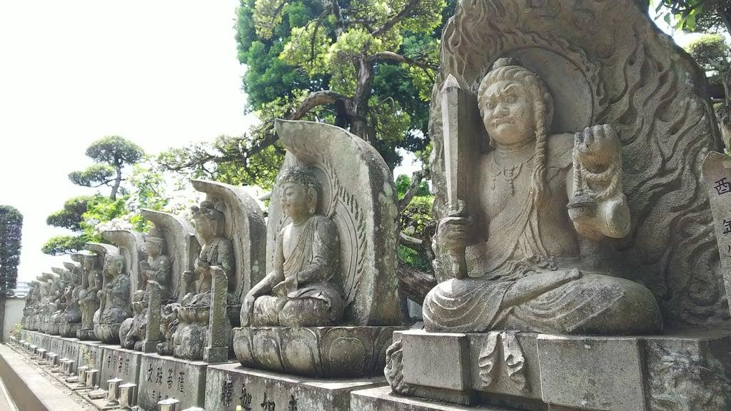 小川寺の仏像