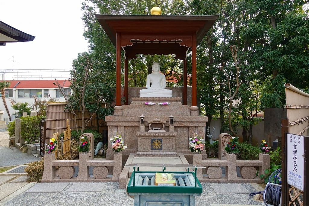 東光院の仏像