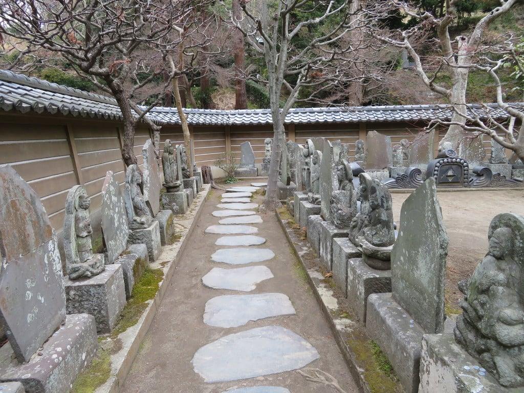 円覚寺の像