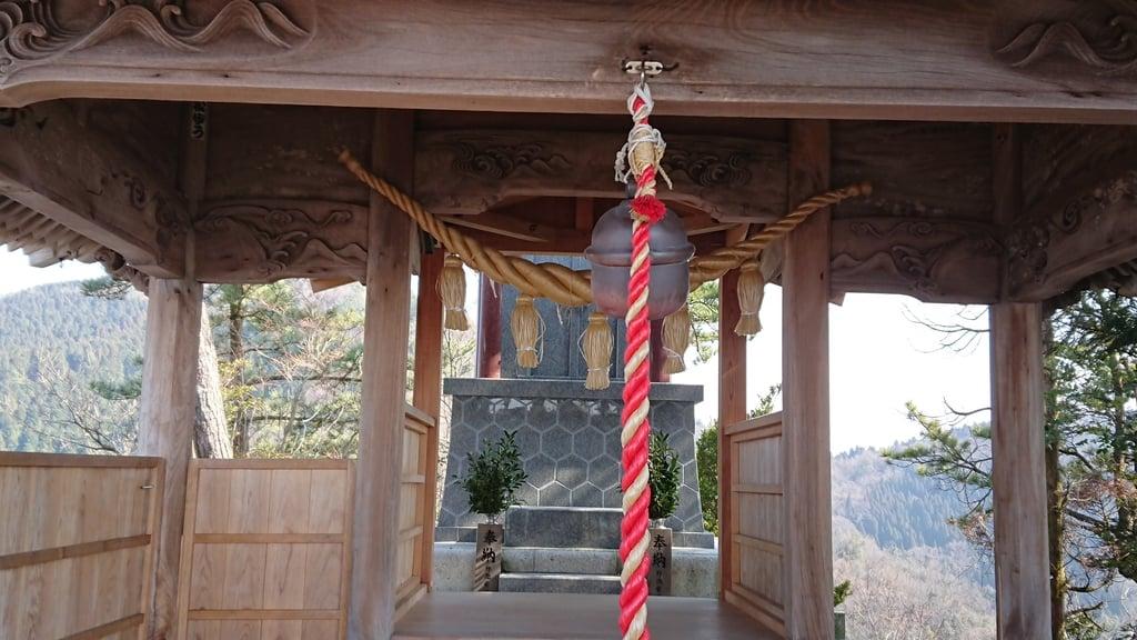 宇曽嶽神社 (大分県)