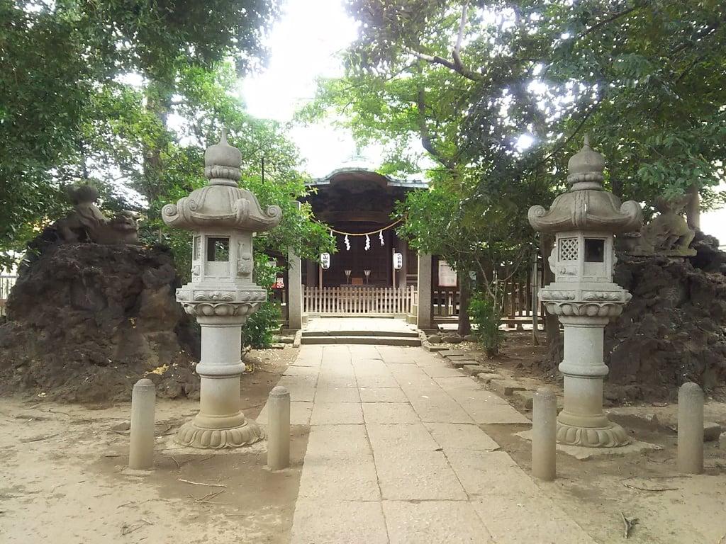 一山神社の建物その他