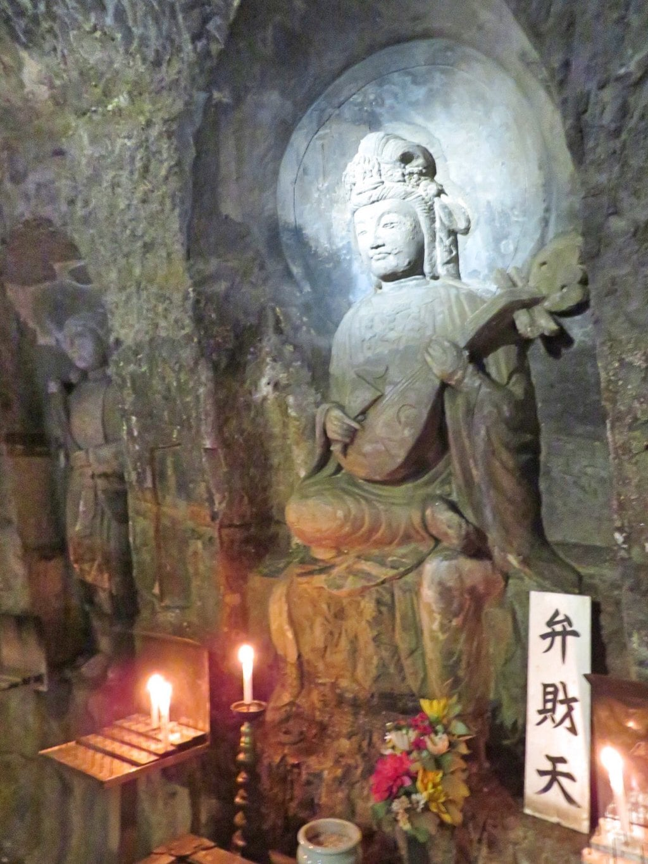 長谷寺の像