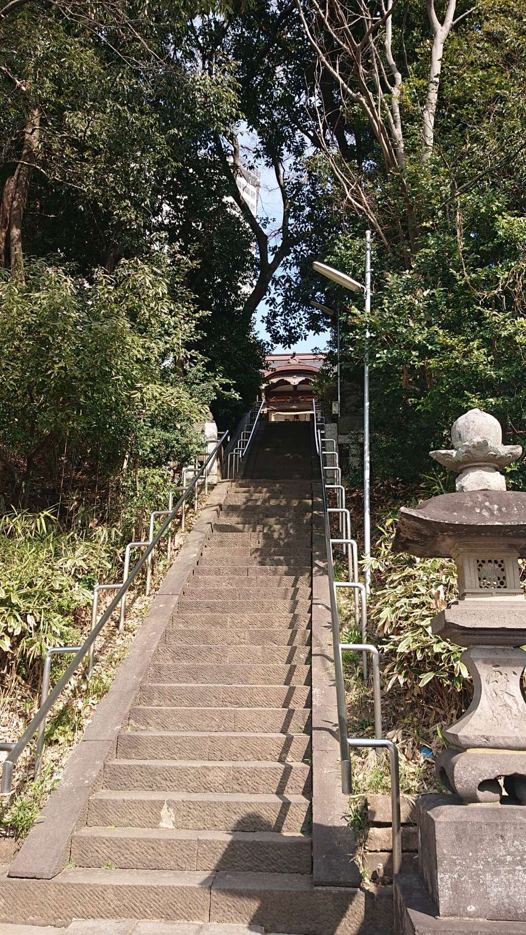 白旗神社の建物その他