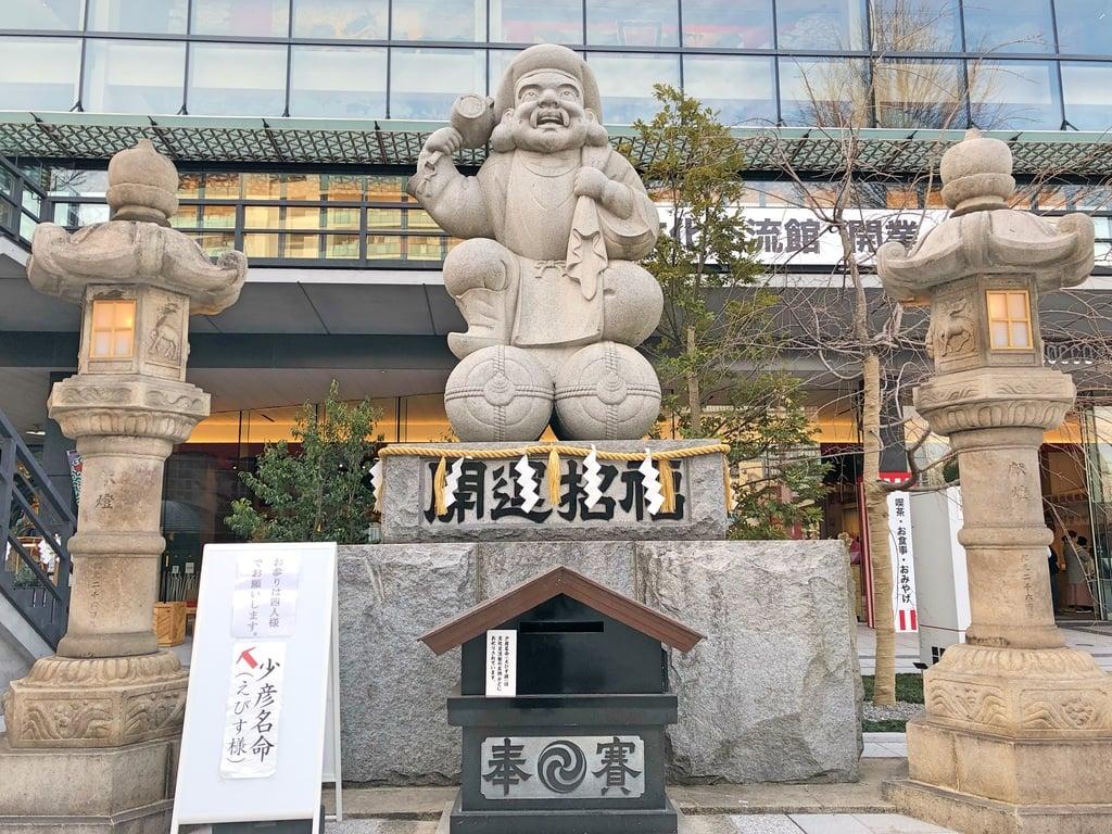 神田神社(神田明神)の仏像