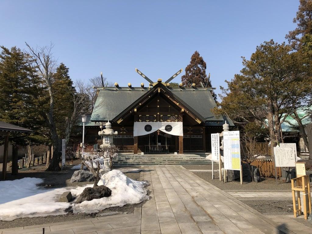 刈田神社(北海道)