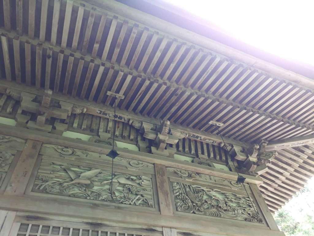 十和田神社の芸術