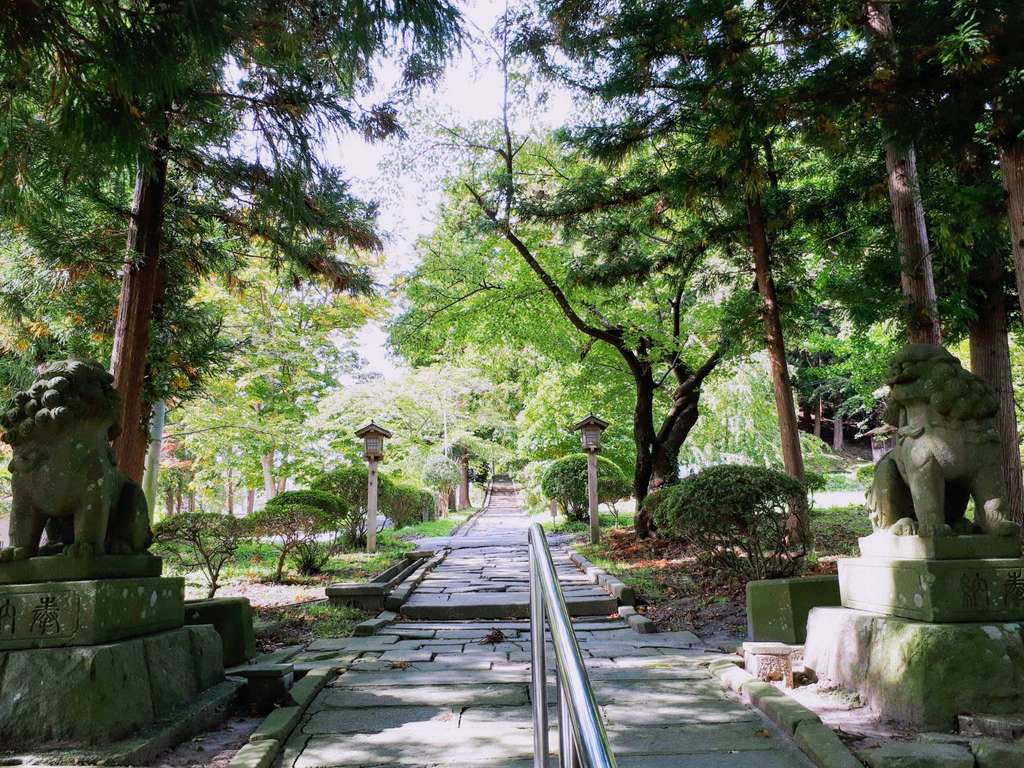 八幡神社(岩手県)