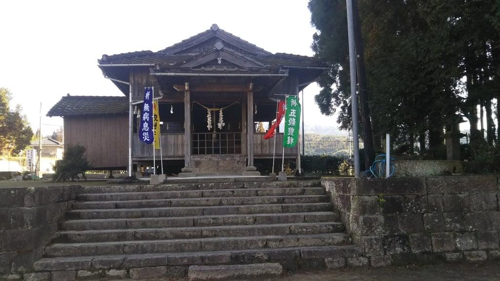 伊勢神社の建物その他