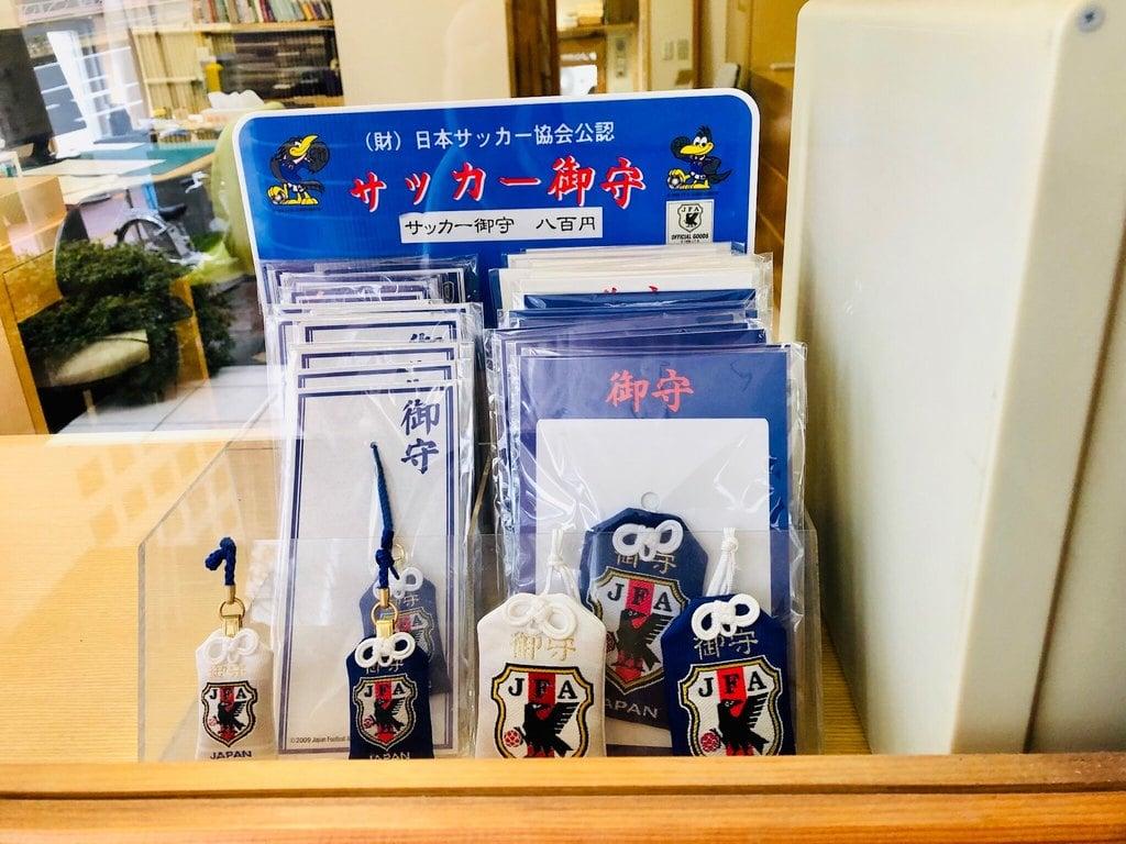飯倉熊野神社のおみくじ
