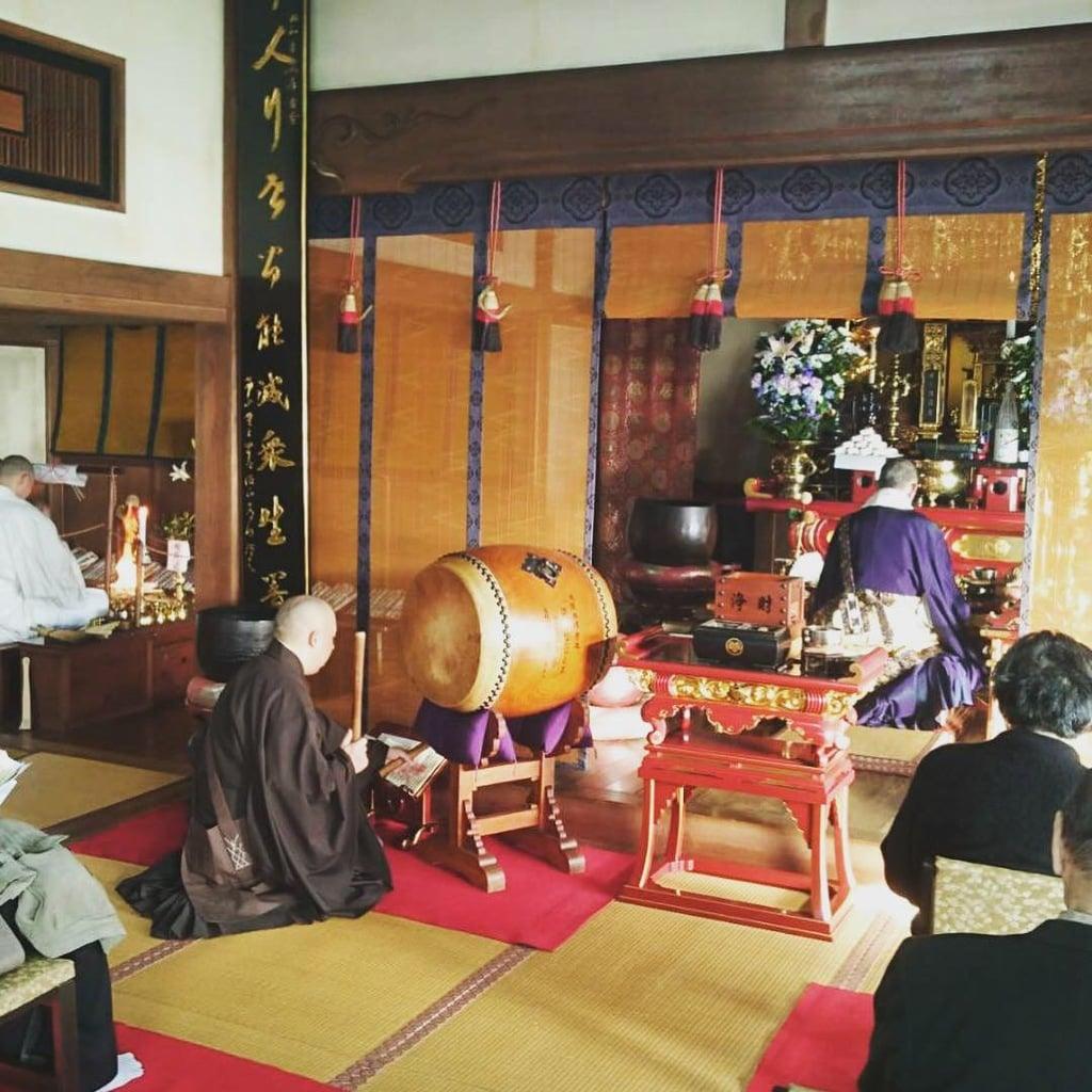 普賢寺(東京都多磨駅)
