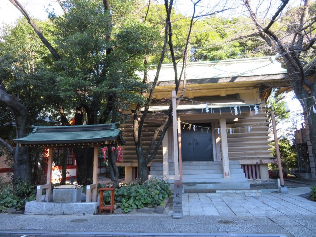 日枝神社(東京都溜池山王駅)