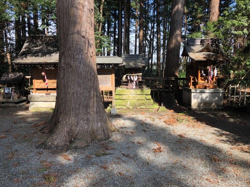 日高神社の建物その他