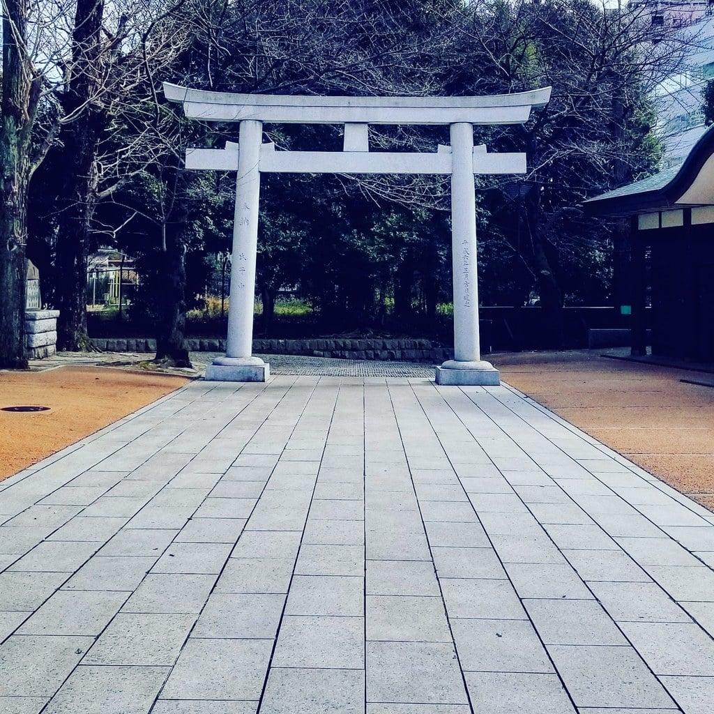 熊野神社(東京都西新宿五丁目駅)
