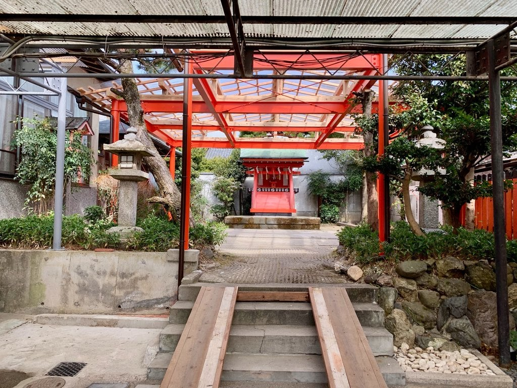車折神社嵐山頓宮(京都府嵐山(京福)駅)