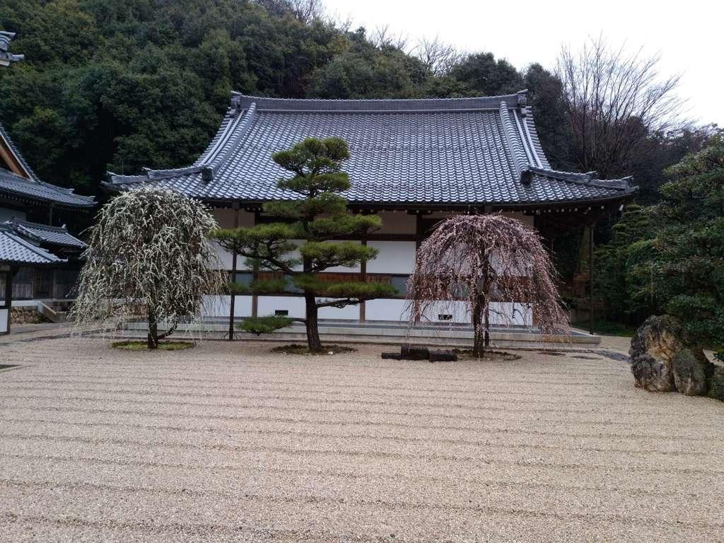 金寶山 瑞龍寺の庭園