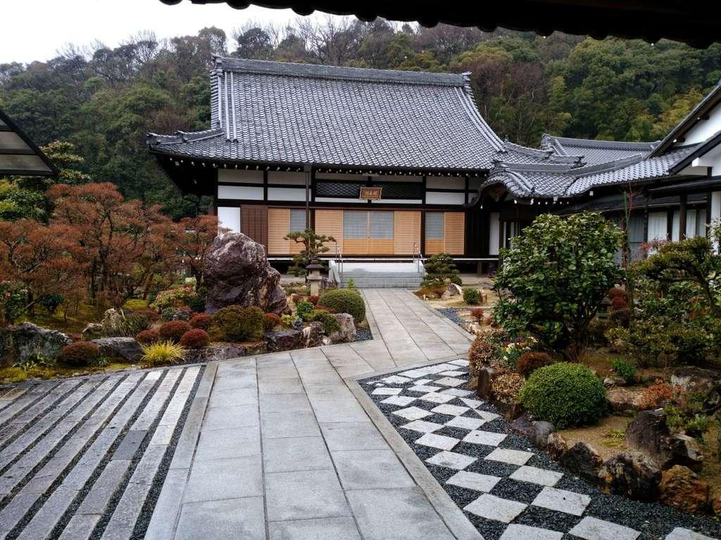 開善院の本殿