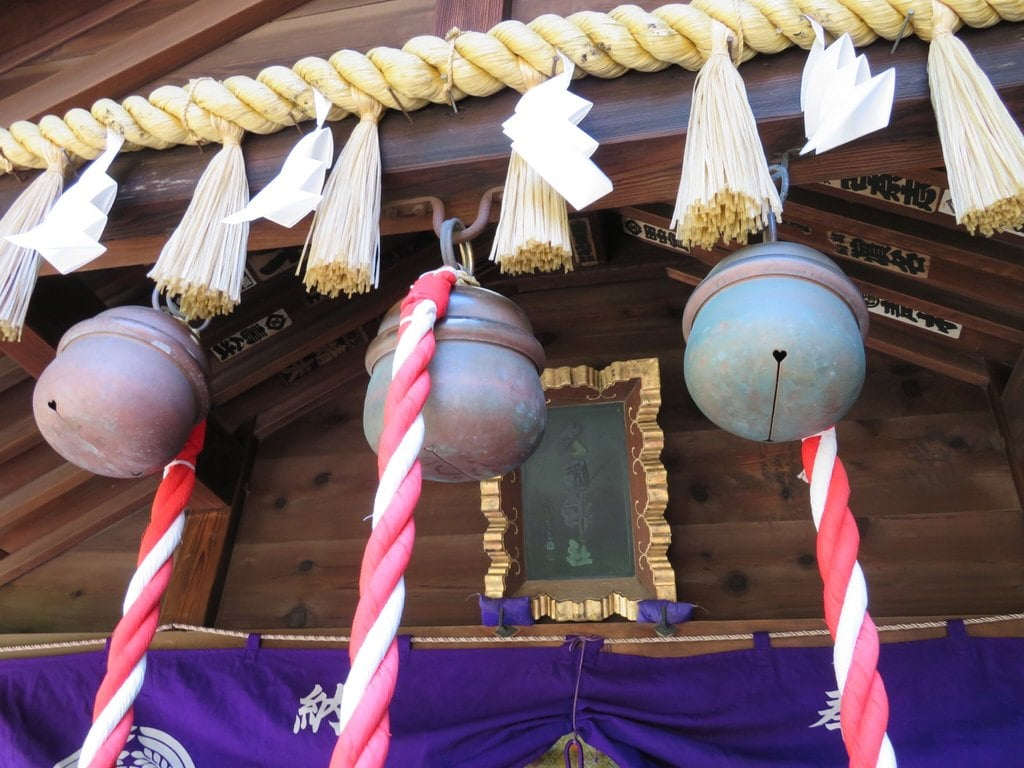 久国神社の本殿