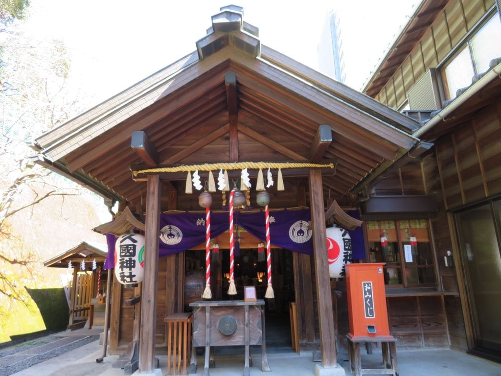 久国神社(東京都六本木一丁目駅)