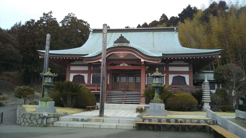 大雄院の本殿