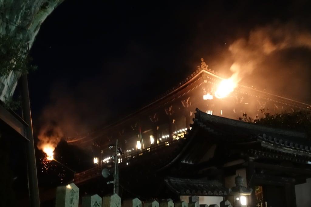 東大寺二月堂の建物その他(奈良県近鉄奈良駅)