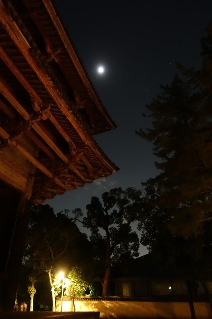 東大寺二月堂(奈良県近鉄奈良駅)