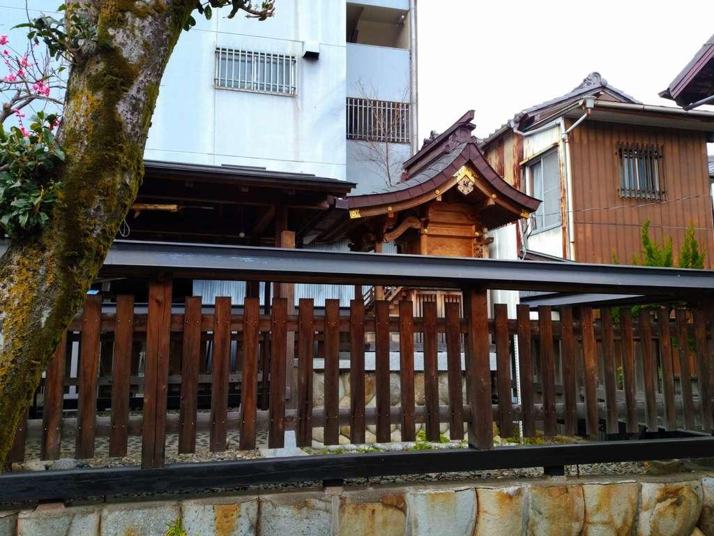 北野神社の建物その他