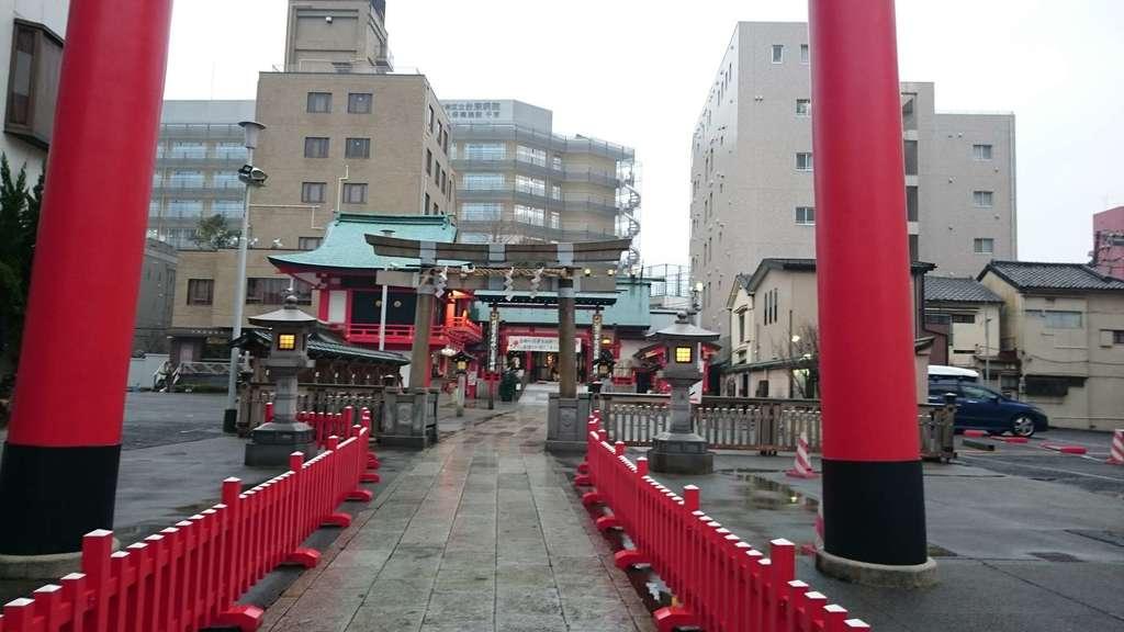 鷲神社(東京都入谷駅)