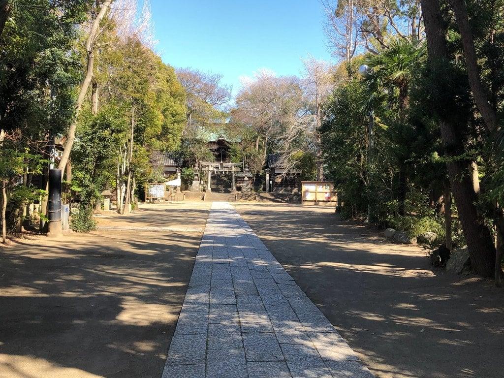 篠崎浅間神社(東京都篠崎駅)