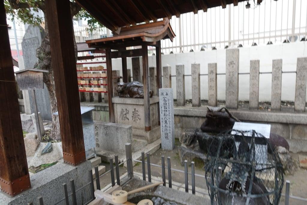 生根神社の手水