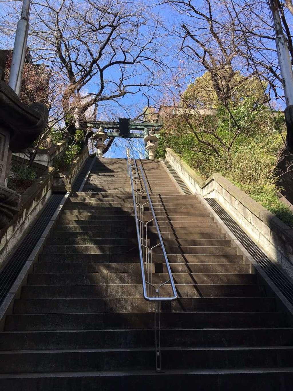 市谷亀岡八幡宮(東京都市ケ谷駅)