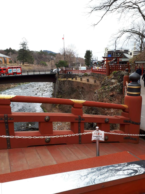 神橋(二荒山神社)の境内・文化財