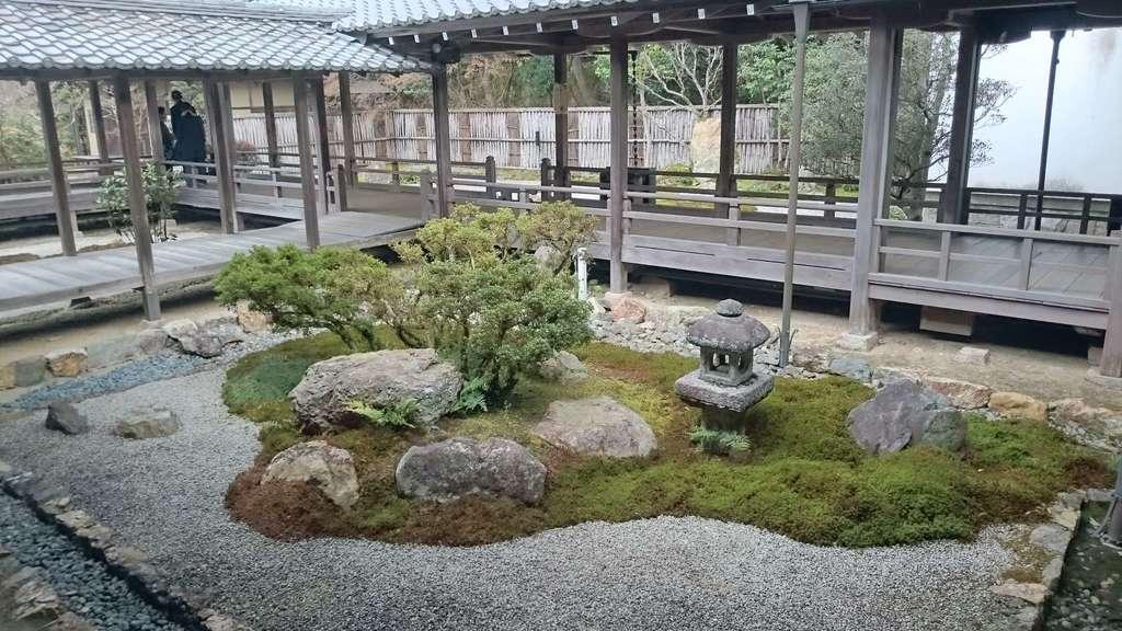 南禅寺の庭園
