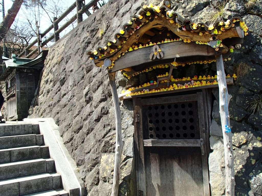 伊香保神社の建物その他