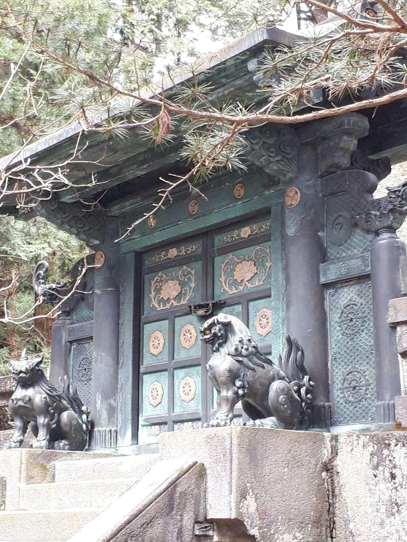 日光東照宮の境内・文化財
