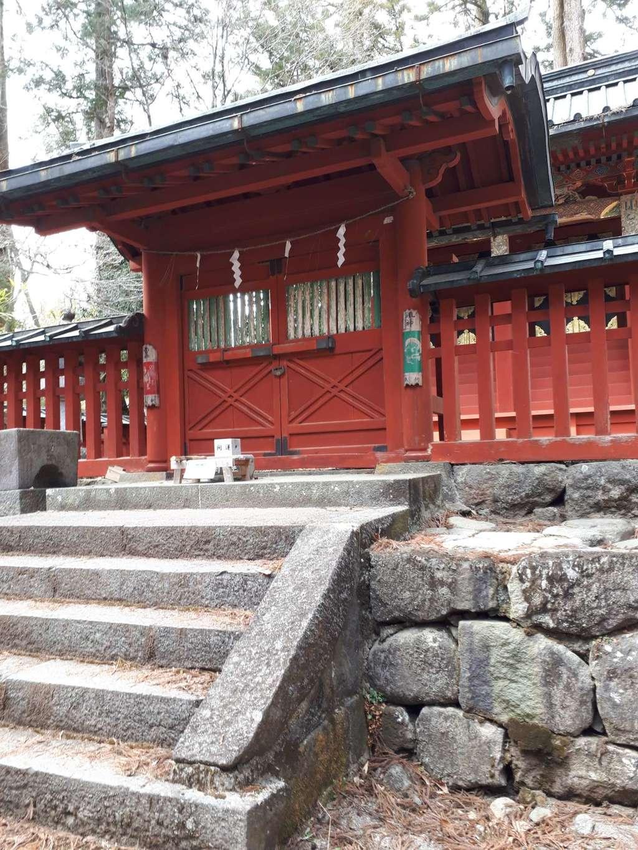 本宮神社(日光二荒山神社別宮)の山門