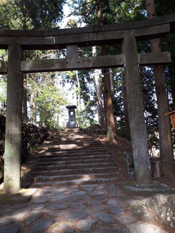 本宮神社(日光二荒山神社別宮)の鳥居