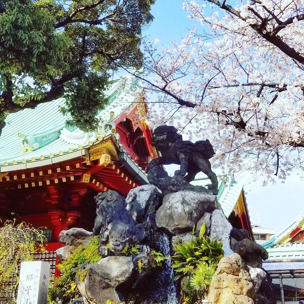 神田神社(神田明神)(東京都末広町駅)