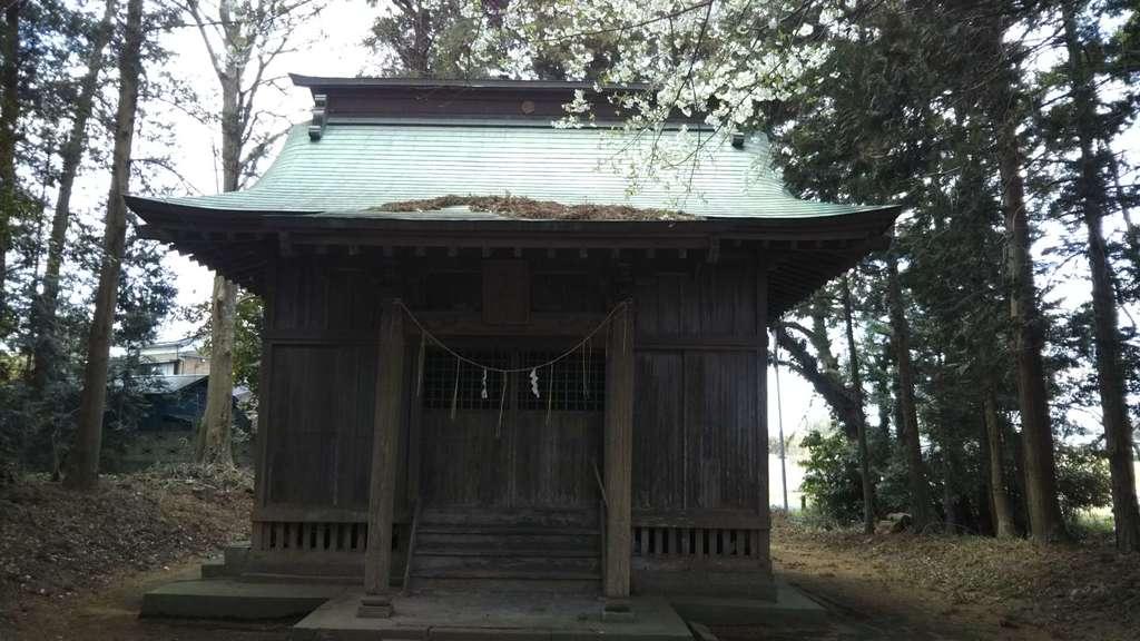吉田神社(茨城県)