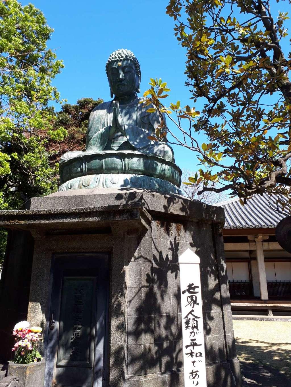 本行寺の仏像