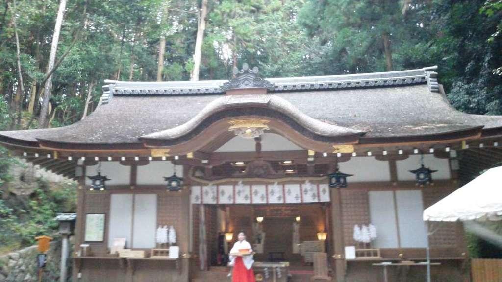 大神神社(奈良県桜井駅)