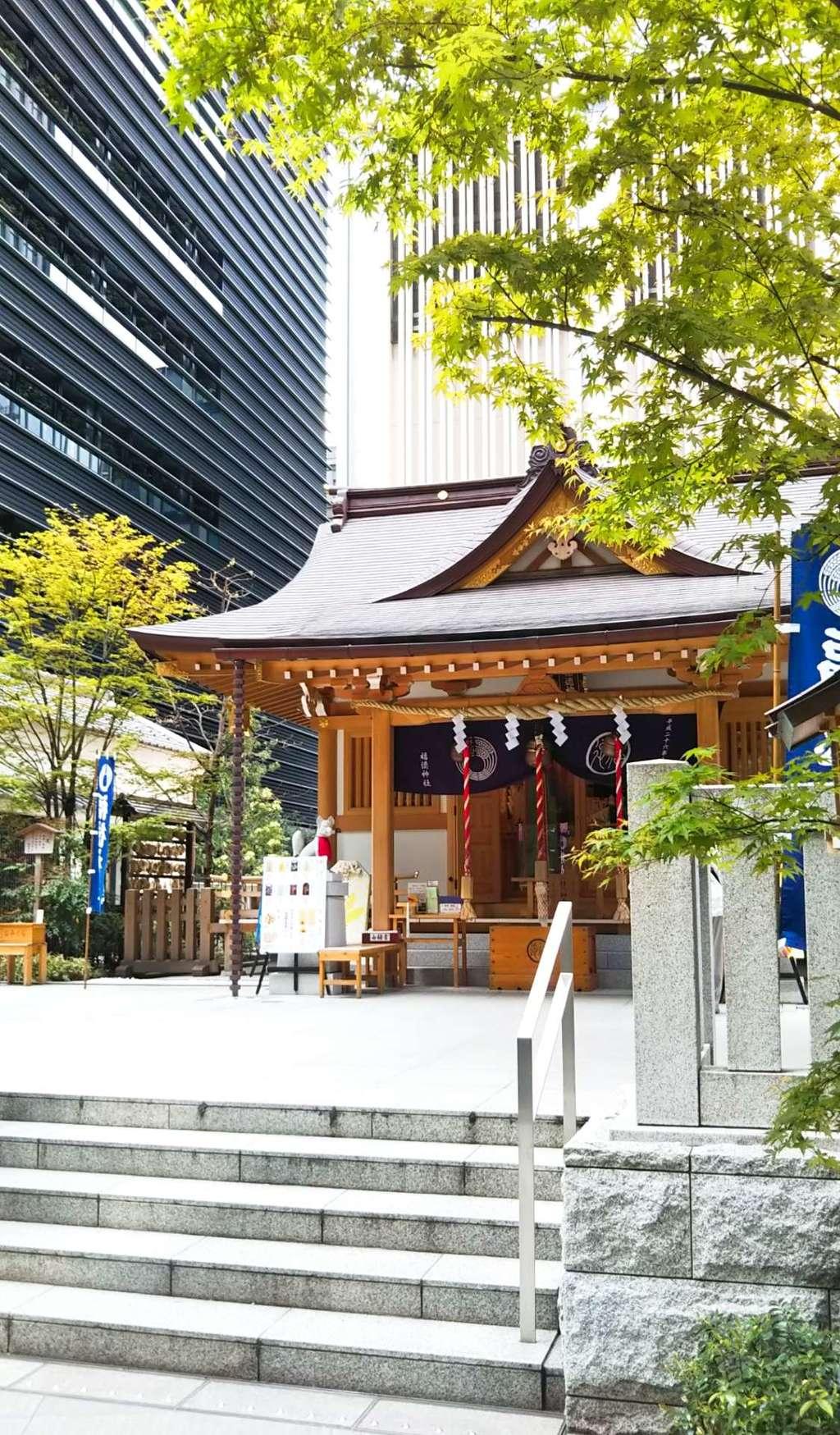 福徳神社(福徳稲荷神社)の写真一覧東京都 三越前駅