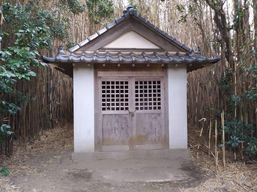 神社(茨城県鹿島サッカースタジアム駅)