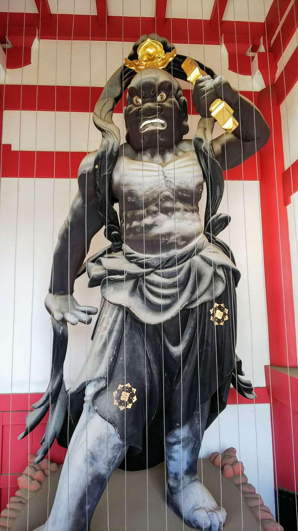 林光寺の仏像